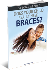 pediatric orthodontist report