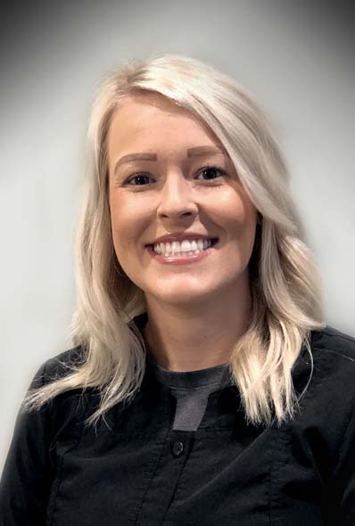 karissa orthodontic assistant and training coordinator